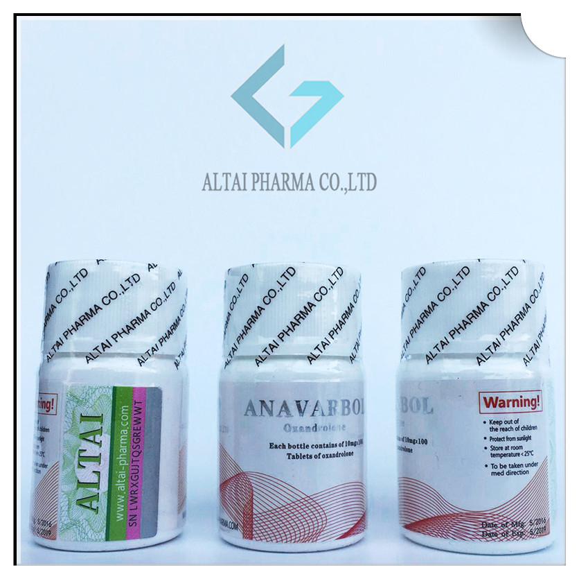 ANAVARBOL Oxandrolone (10mg×100 Tablets)