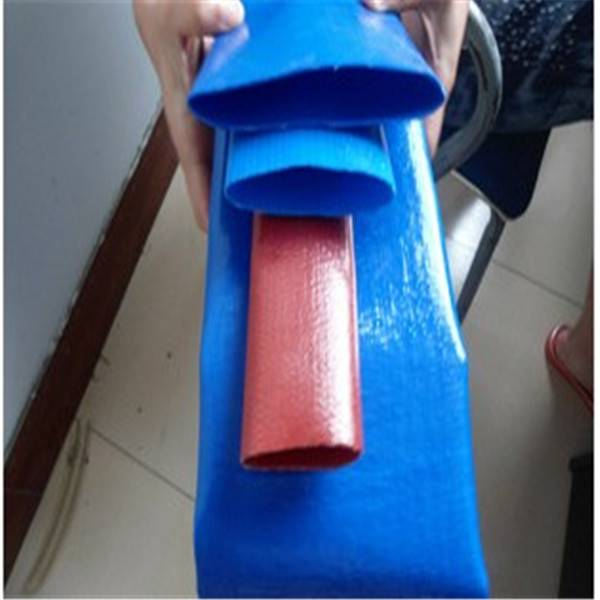 Flexible Heavy Duty PVC Lay Flat Hose