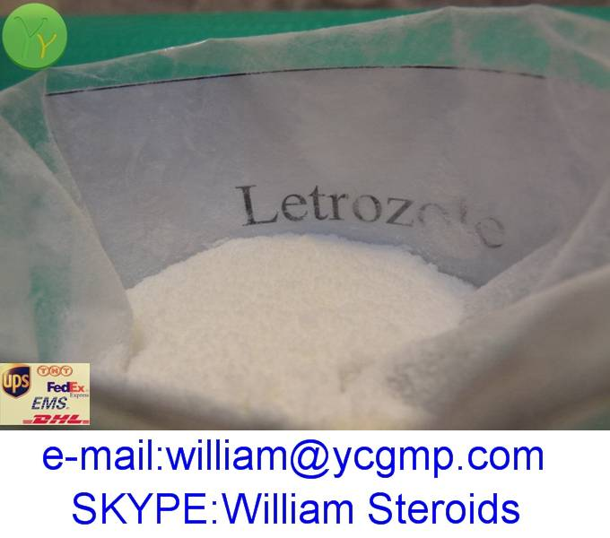 Pharmaceutical Effective Letrozole / Femara Anti-Estrogen