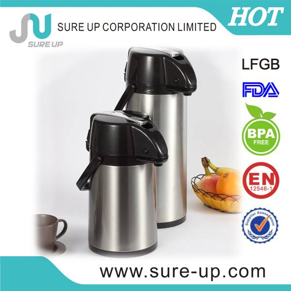 glass liner coffee airpot