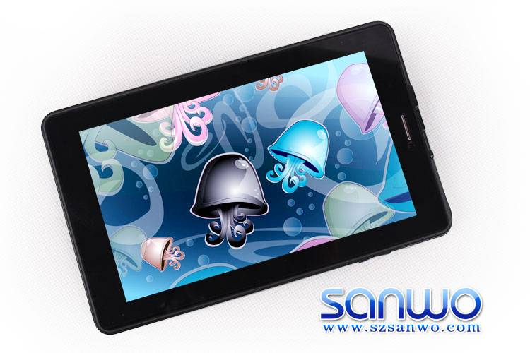 Cheap 7 inch Quad Core MTK 8389 android 4.0 tablet pc