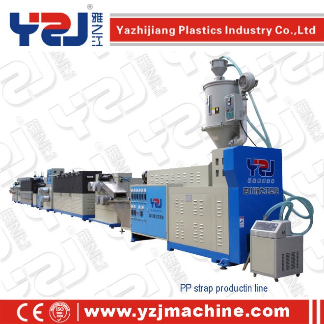 YZJ Intelligent fully automatic PP strapping machine line