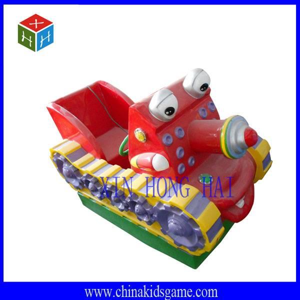 KR-XHH31003 Hot sale Tank kiddie ride