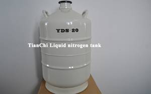 TIANCHI 20L cryogenic container