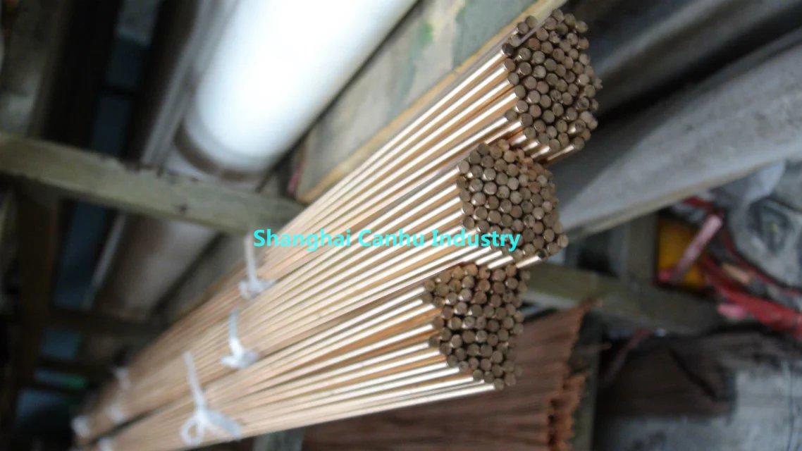 Leaded beryllium copper rod C17300
