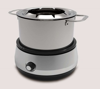 Electric Fonude Sets Chafing Dish Hot pot