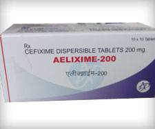 CEFIXIME TRIHYDRATE TABLET