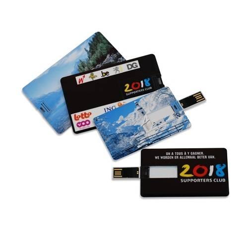 Credit card/Business card shape cheap usb flash drive wholesale