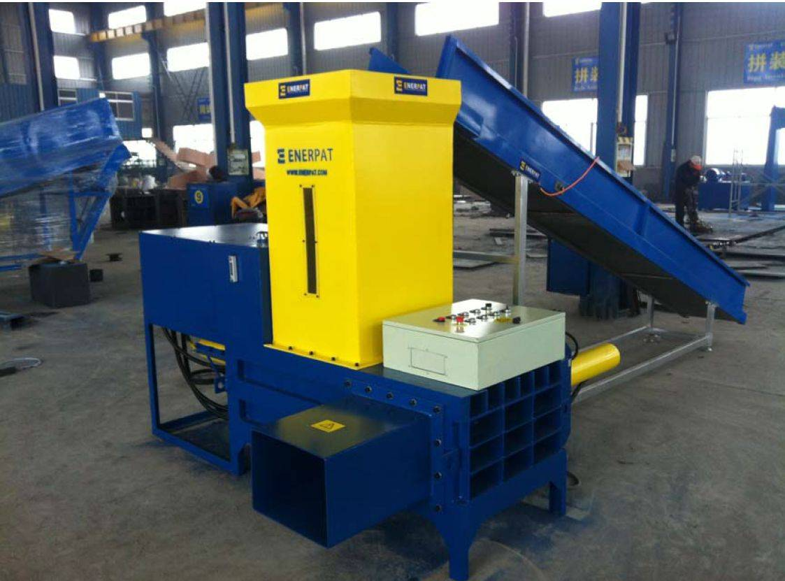 Wood Shaving Bagging Machine with CE