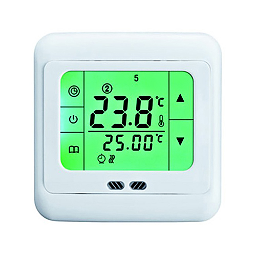 ST-C105 Touch Screen Thermostat for water heating or electric heating
