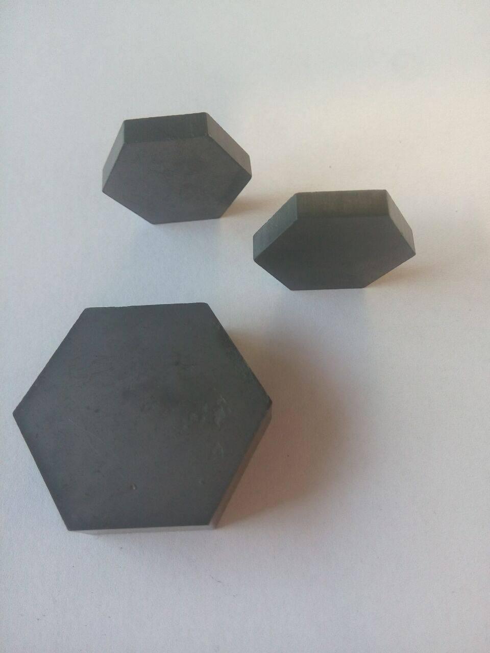 sintered silicon carbide hexagonal tiles