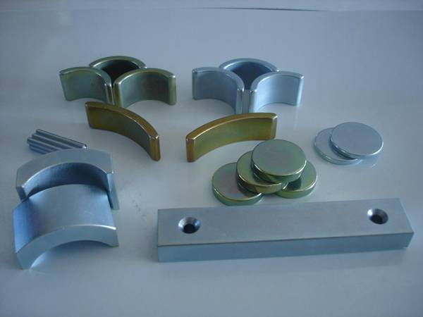 NFB magnet products