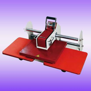 Swing-away heat press machine(double locations,larger pressure)
