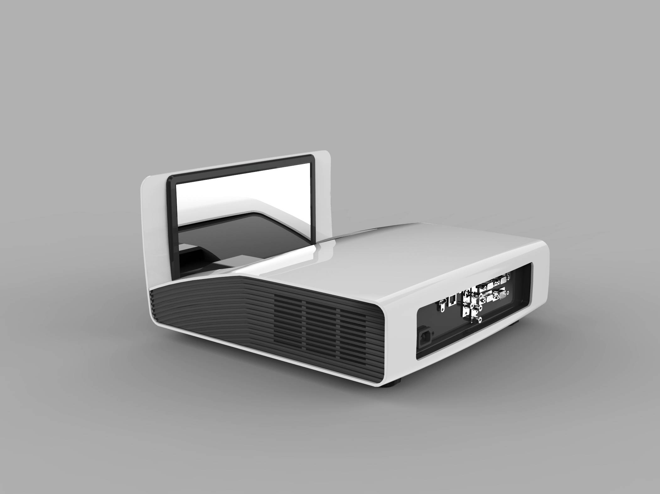 HD 720P support china short throw projector