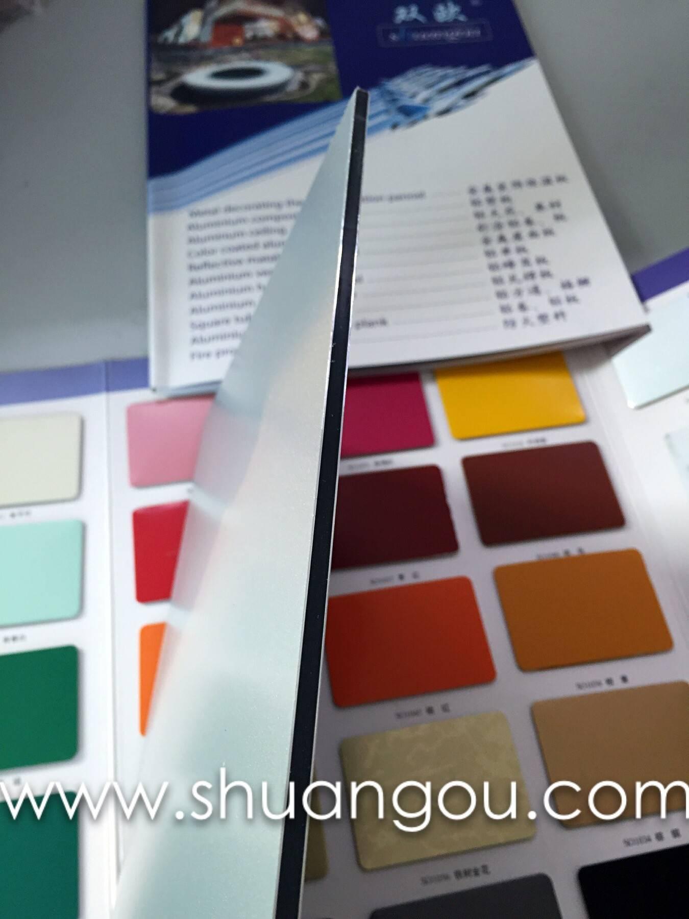 Factory Price&High Quality  Aluminum Composite Panel(Alucobond/ACP/ACM)