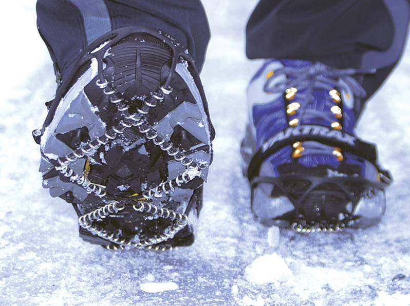 Snow Ice Shoes grip