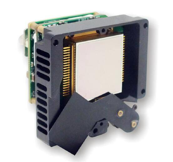 LA7113 640X512 17um Thermal Camera Module Core