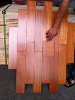 Kempas Solid Wood Flooring Timber flooring