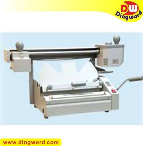 Perfect Binding Machine with Roughener A4
