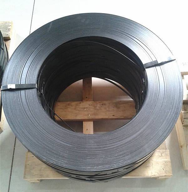 Steel Tape for packaging 0.5x19.0mm
