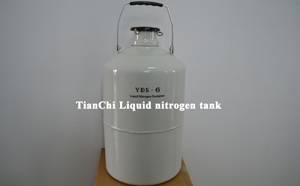 TIANCHI 6L cryogenic container