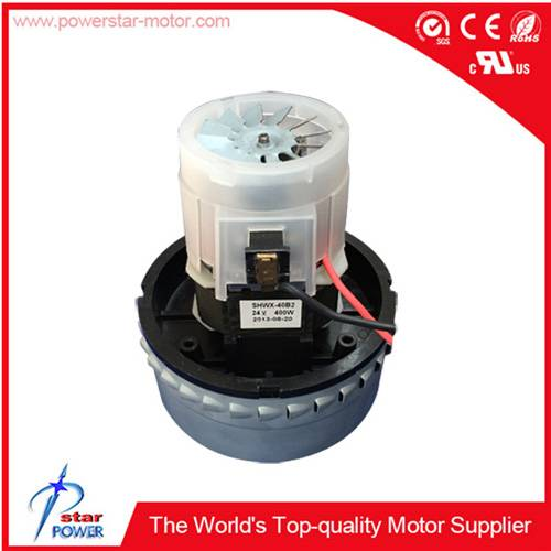 24V 450W wet and dry car vacuum cleaner motor