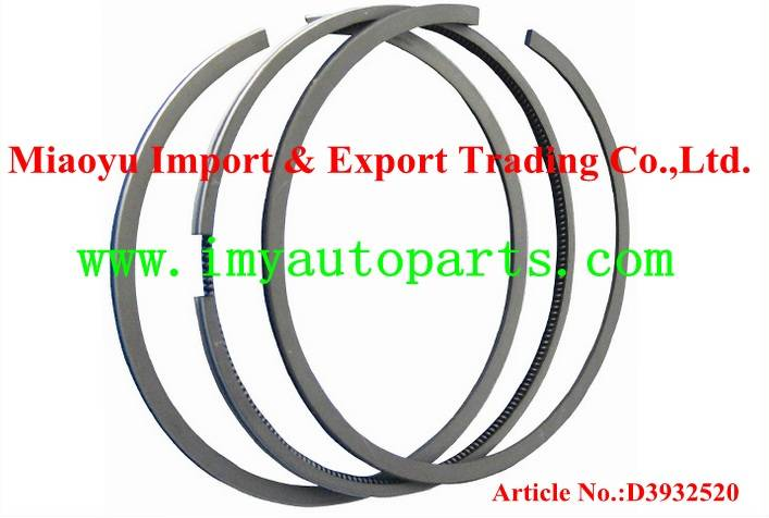 Dongfeng engine parts Piston Ring  D3932520