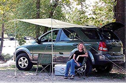 truck awning, truck tent