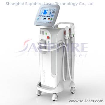 IPL SHR beauty machine for hair removal S8