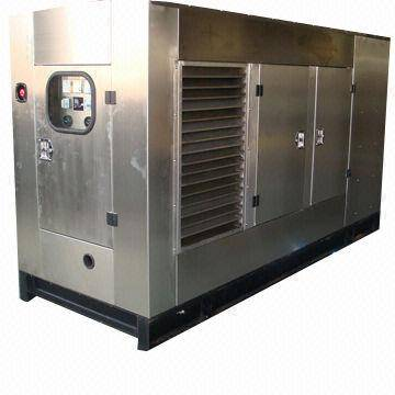 Stainless Steel Sound-proof Canopy Diesel Generator Sets