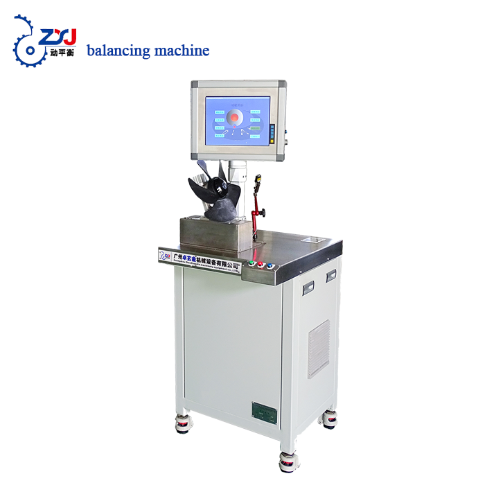 ZQD-5W self-driving motor rotor accurate positioning testing machine