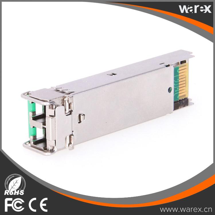 Cisco GLC-EZX-SM-120 Compatible 1000BASE-EZX SFP 1550nm 120km Transceiver