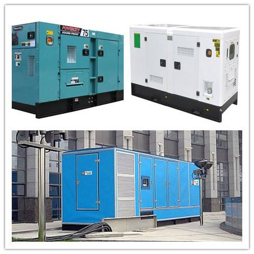 Cummins Diesel generator 25KVA genset factory price