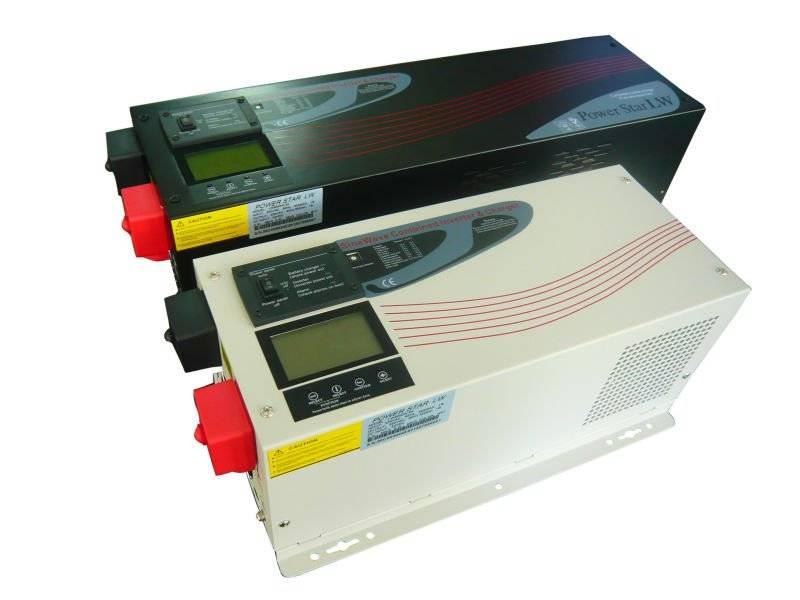 power inverter off grid solar inverter dc/ac sine wave output single phase LW inverter