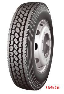 Discount China Longmarch/Roadlux Radial Truck Tyres/Tires (LM516)