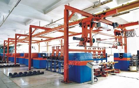 HJ-DDX electroplating production line