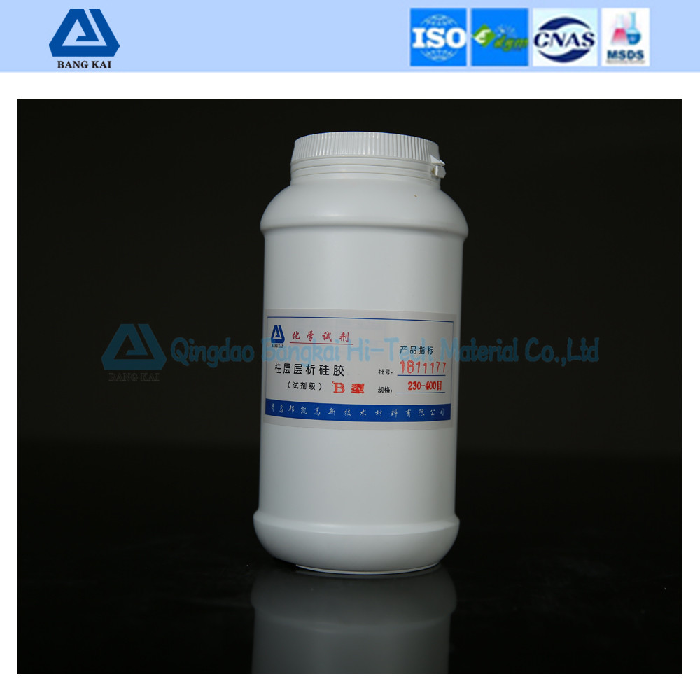 BANGKAI Thin Layer Chromatography Silica Gel SIO2