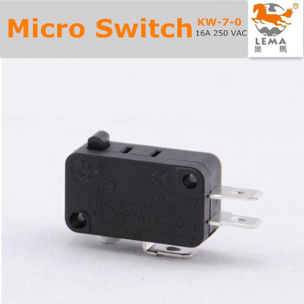 Domestic and industry electric appliances using UL microswitch factory China switch limit micro swit