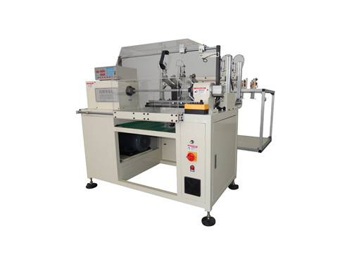 Multistrand Type Coil Winding Machine