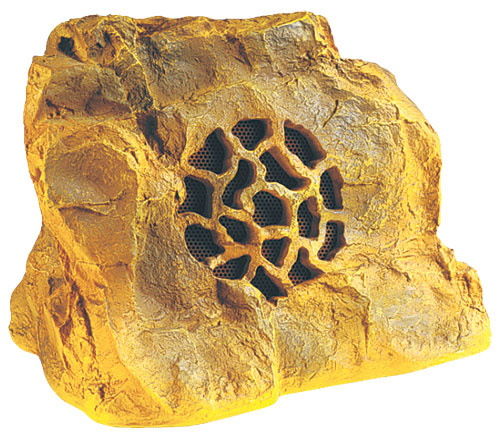 Rock landscape speaker