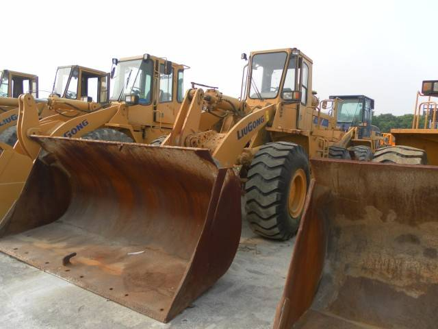 USED WHEEL LOADER LIUGONG ZL50C