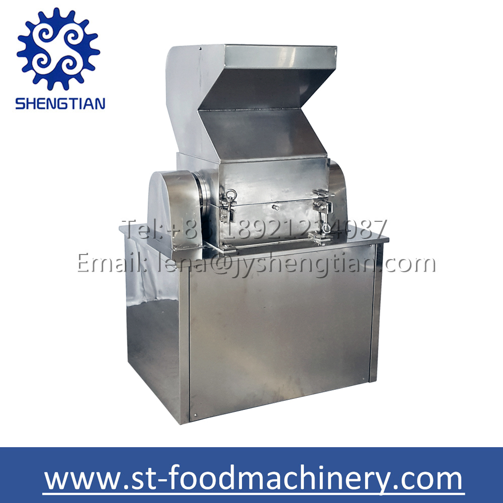 Universal industrial dry food coarse crusher