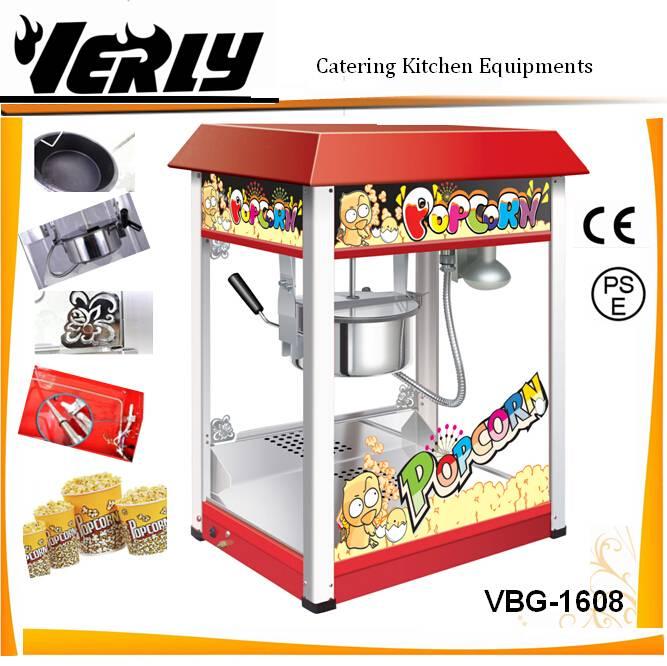 CE certificate Electric 8Oz Popcorn Machine/ popcorn maker