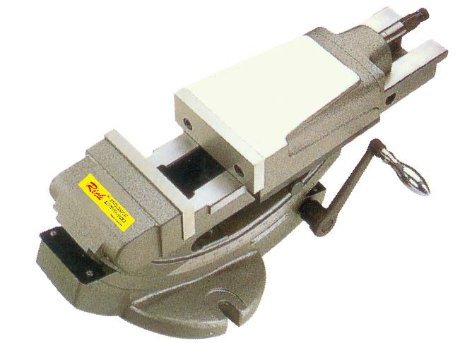 RICH Tilting Hydraulic Machine Vise