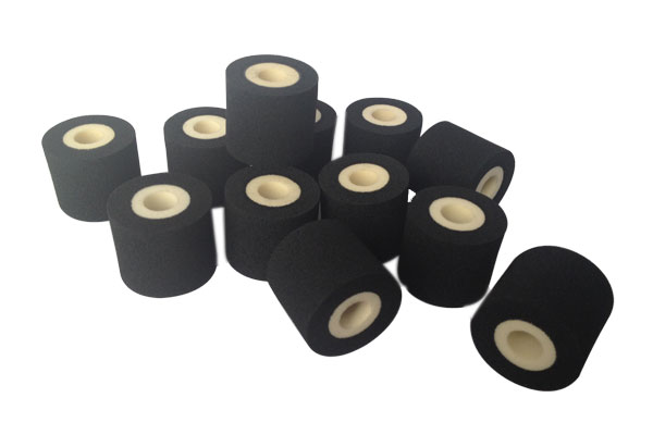 Hot Ink Roller 36mm32mm to print the date number on paper/plastic
