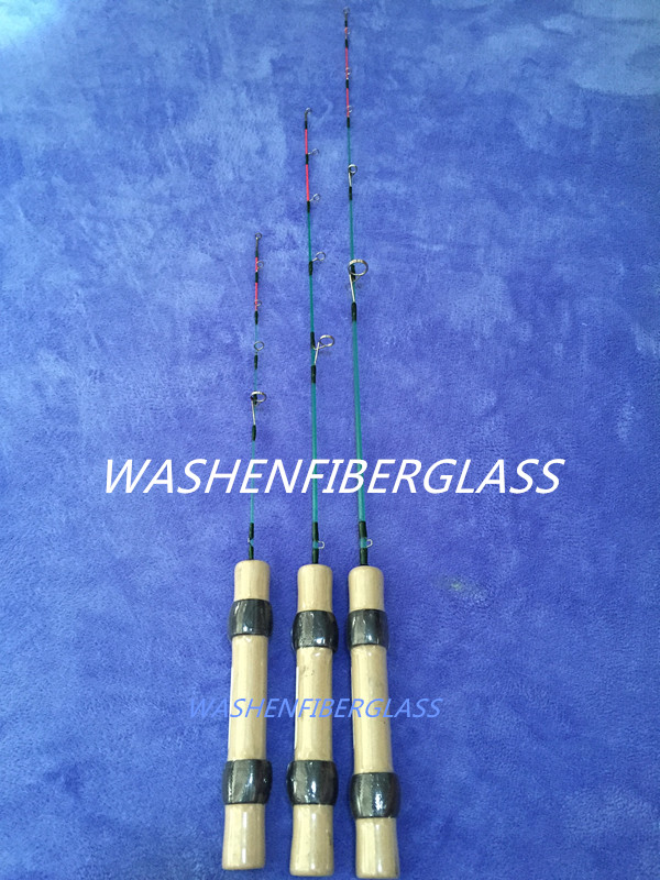 Fiberglass Fishing Rods
