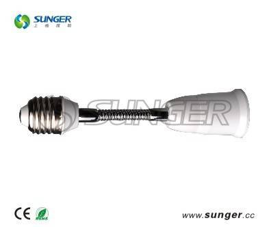 adapter lampholder E27 to E27 (all direction extension) have kinds of length