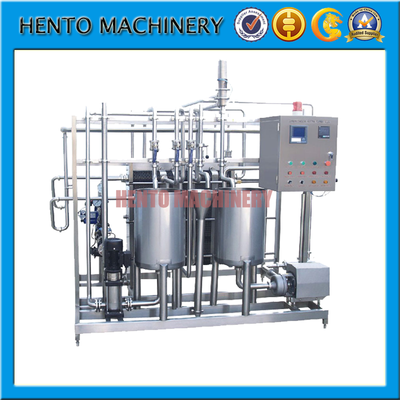 Professional Milk Pasteurizer