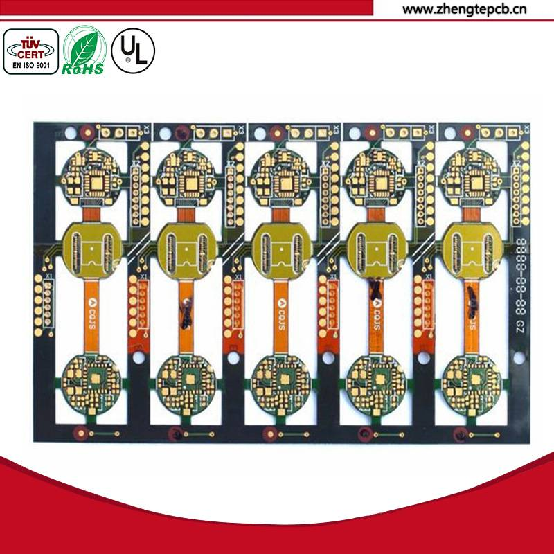High frequency pcb factory 2-layer rogers pcb