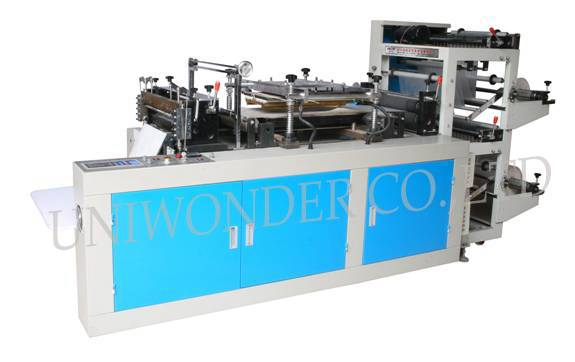Double Layers Disposable Glove Making Machine